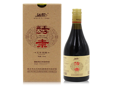 洒脱(FERR AND EASY)综合水果酵素原液750ml*1瓶